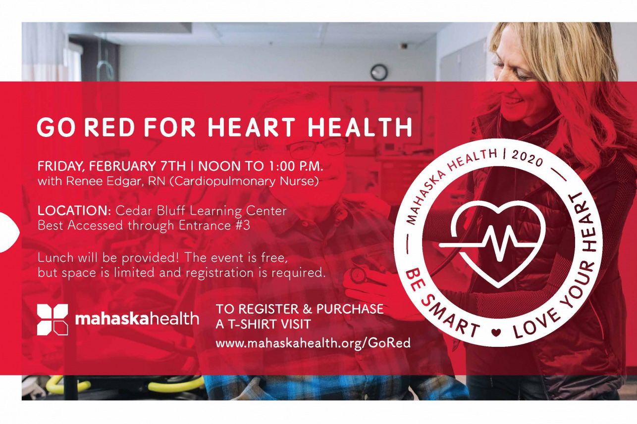 Go Red! For Heart Health 7