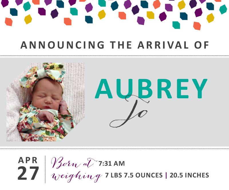 Aubrey Jo 3