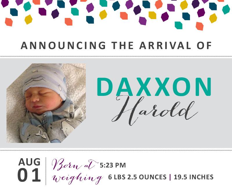 Daxxon Harold 3