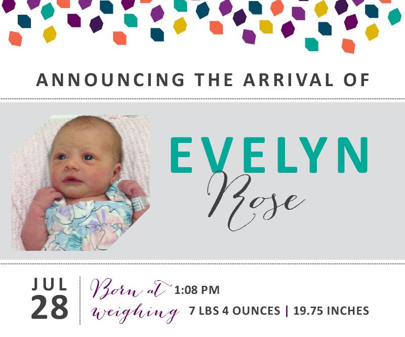 Evelyn Rose 3