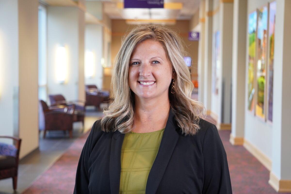 Julie Lautenbach, PA-C, MPH Joins Mahaska Health Care Team 1