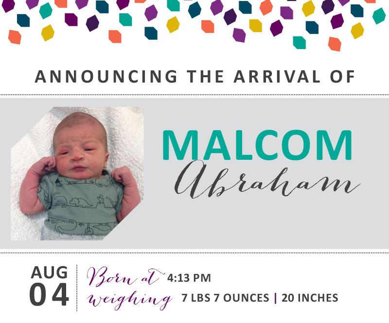 Malcom Abraham 3