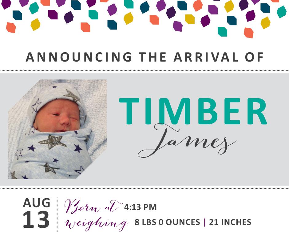 Timber James 3