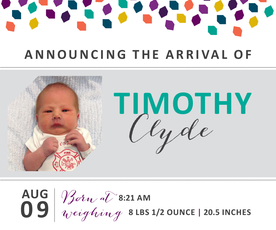Timothy Clyde 3