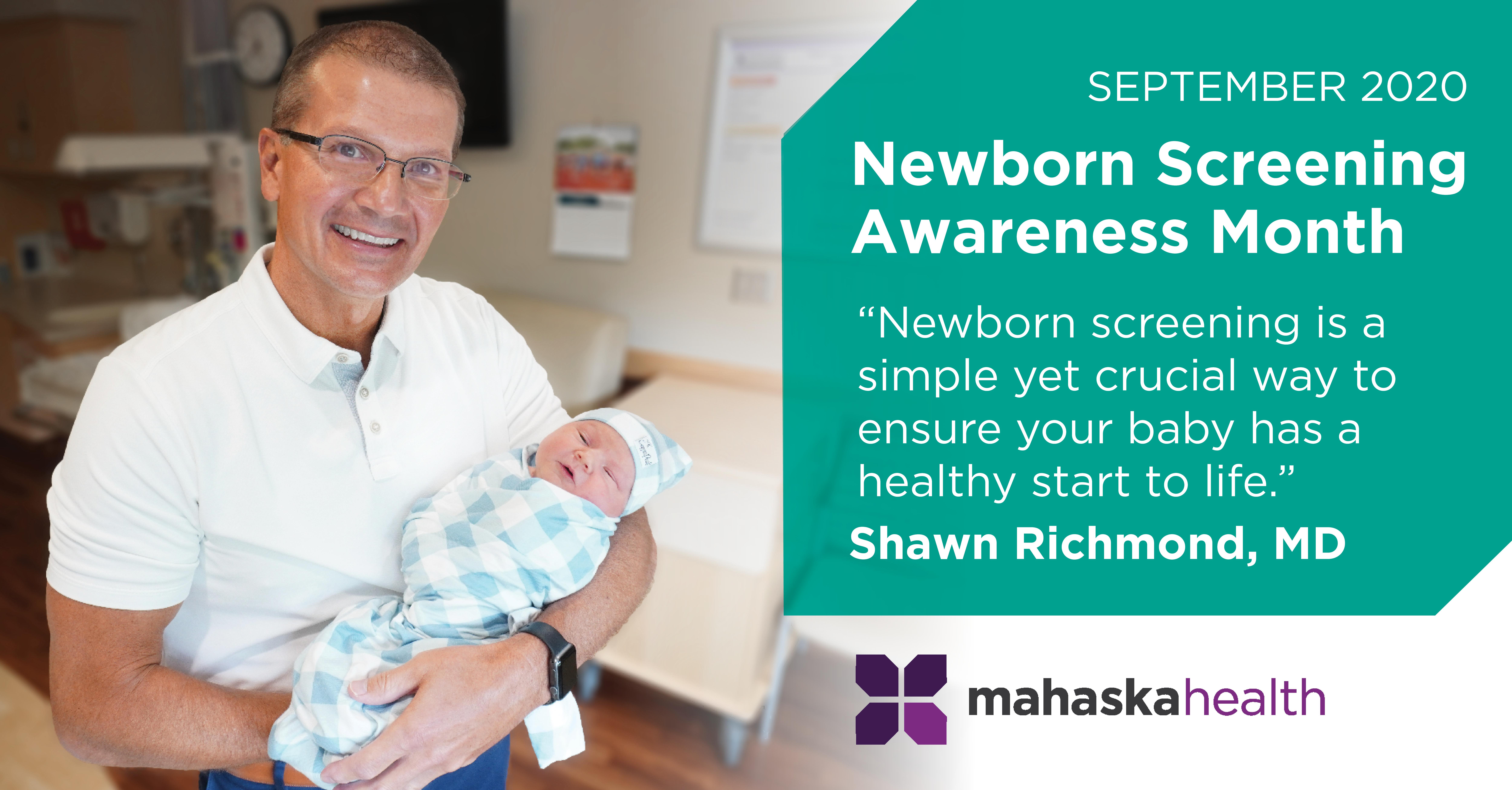 Newborn Screening Awareness 2020 1