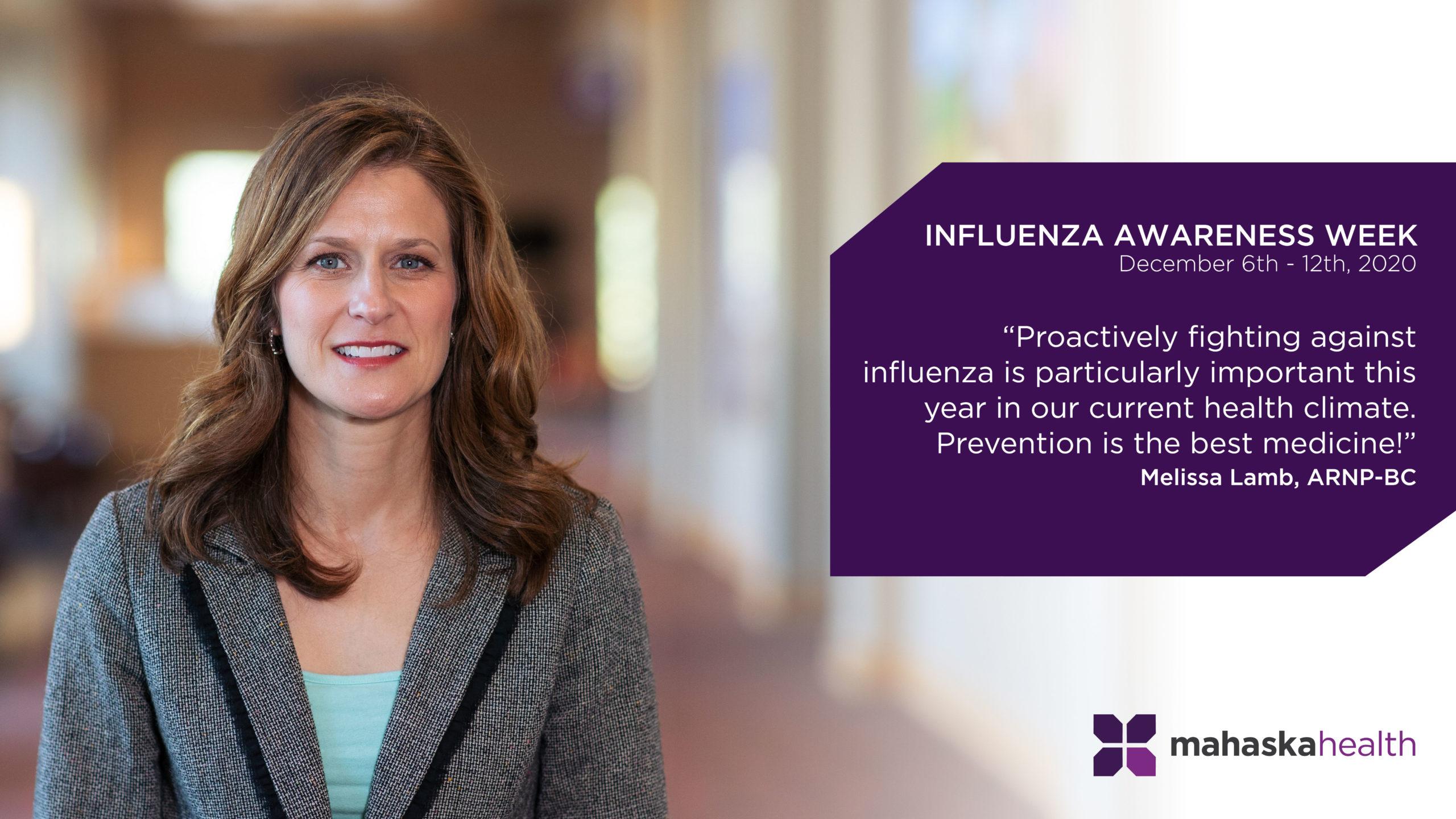 Influenza Awareness Week 1