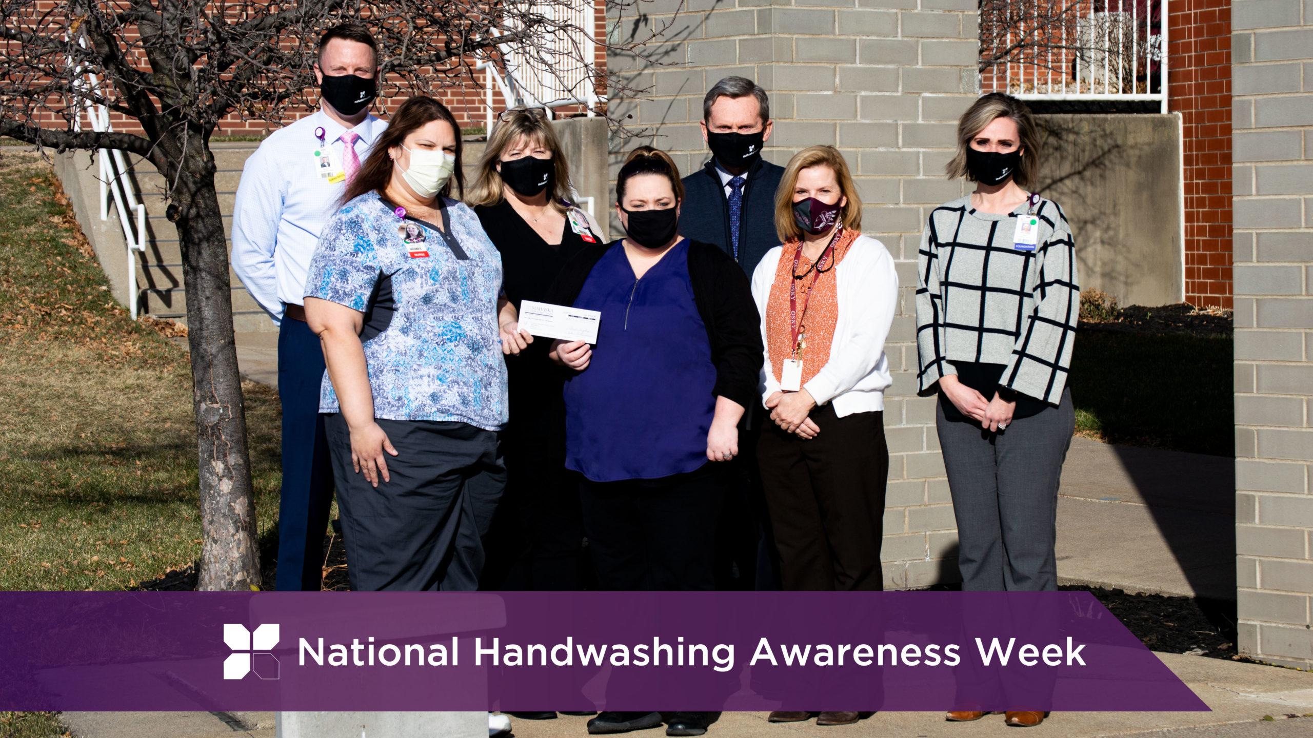 Handwashing Awareness Week 1