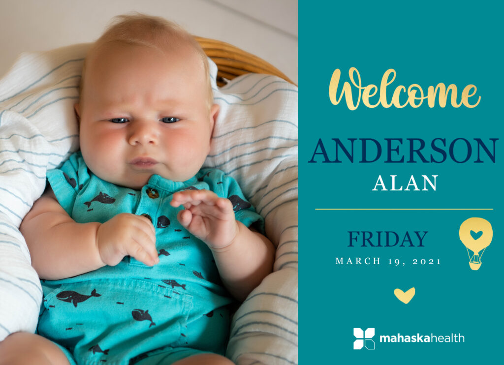 Welcome Anderson Alan! 6