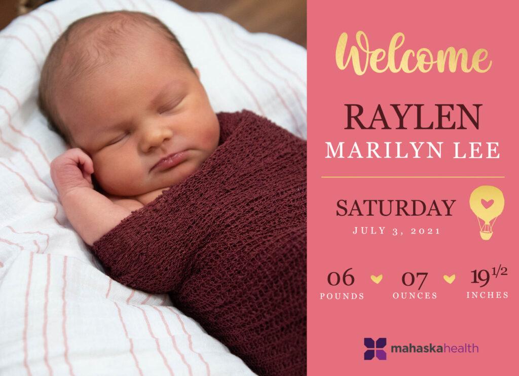 Welcome Marilyn Lee!