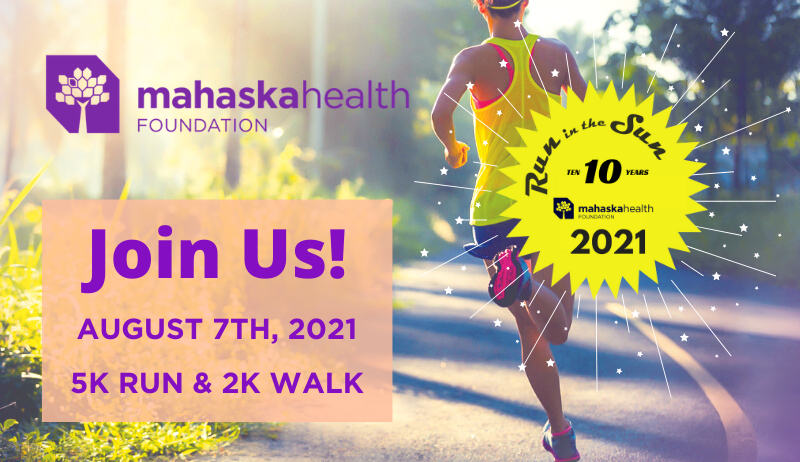 Join Us for the 2021 Run In The Sun! 5